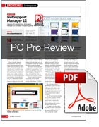 Read what PC Pro has to say about NetSupport Manager 12